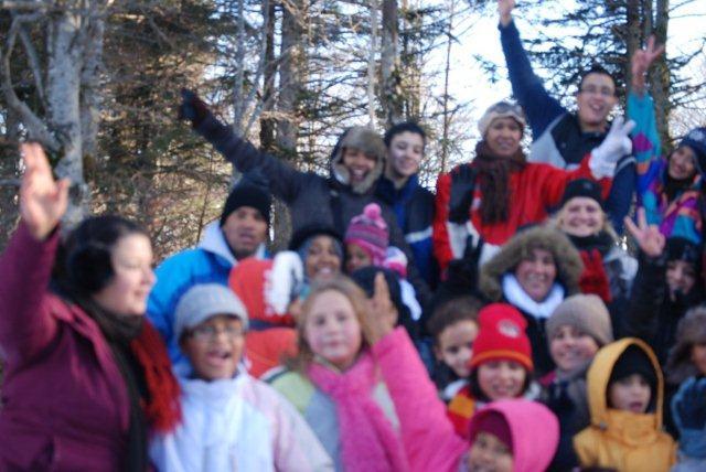Journée au Mont Aigoual