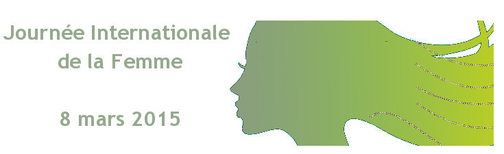 Journée internationale de la Femme 2015