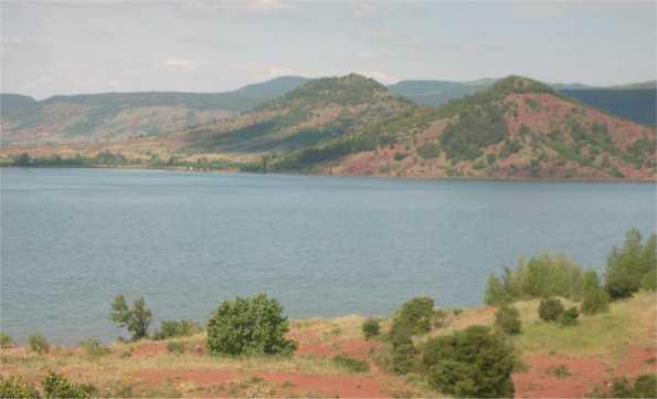 Sortie Sport Environnement au Lac du Salagou